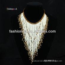 Elegante formelle Kleidung Halskette