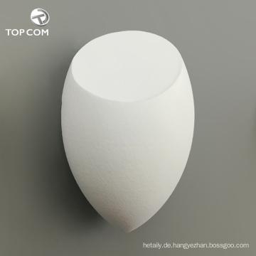 Günstiger Verkauf Olive Shape Latex-freie weiße kosmetische Make-up-Make-up-Schwämme aus 3D