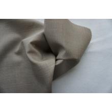 Tela lisa lã de lã tecida de 100% lã para o terno