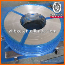 Feuille d'acier inoxydable 316L/BA/2 b