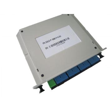 Fiber Optic sc plug-in type Plc Splitter