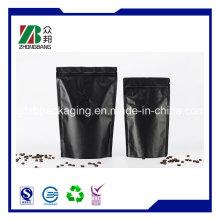 Zipper Tasche für Kaffee Verpackung