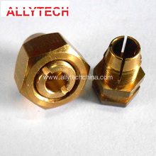 Micro CNC Precision Brass Turned Parts