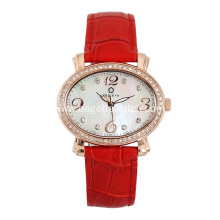 Womens stainless steel watch water resistant