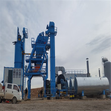 Asphalt Plant With Diesel Oil Burner