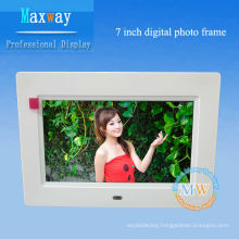 optional infrared scanning photoframe slim 7""