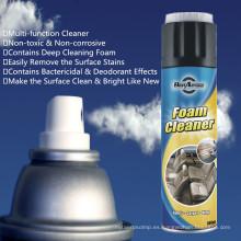 Productos para el cuidado del coche en espuma con aerosol y aerosol para limpiador de espuma multiuso