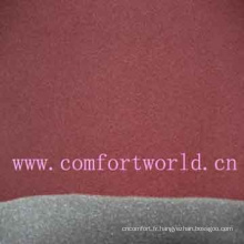 Tissu de garniture de toit auto