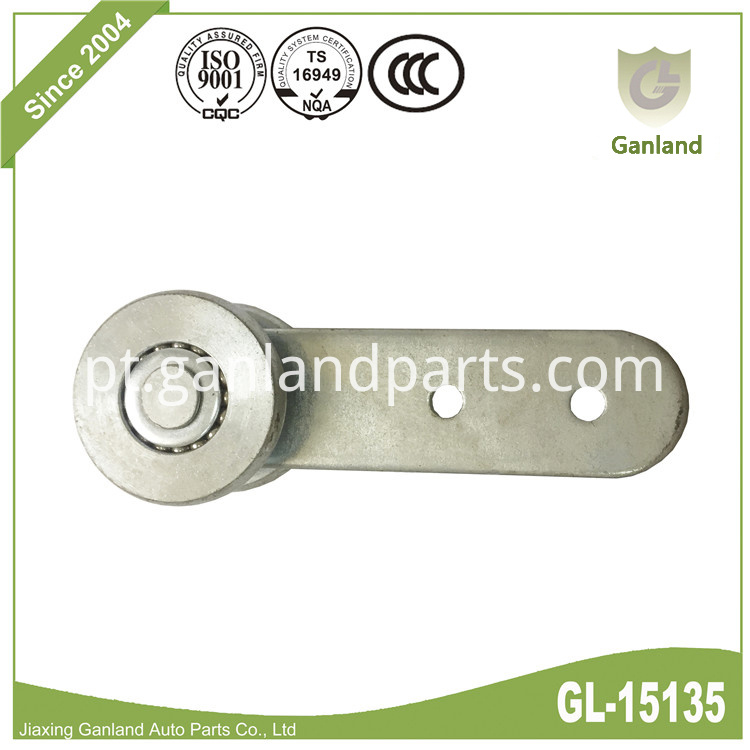 All Steel Wheel Roller GL-15135