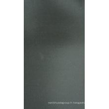 Tissu de polyester de sergé T230d avec le revêtement d'unité centrale