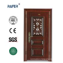 Steel Door with Window (RA-S069)