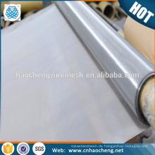 Fabrik preis 30 50 mesh c276 c22 b2 b3 hastelloy maschendraht bildschirm