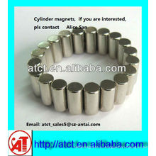 Супер сильный магнит/цилиндр неодимовые магниты