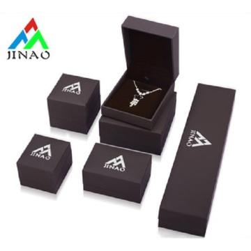 custom logo pu leather box for bangle