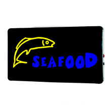 Led Sign Seafood