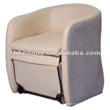 mini cadeira dobrável do sofa da massagem
