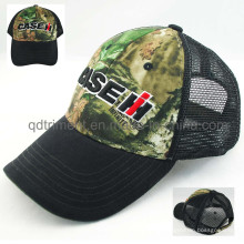 Custom Real Tree Camo Twill Mesh Tracker Cap (TRNT045)