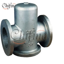 Carbon Steel Lost Wax Valve Body Spare Part