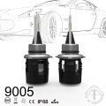 3600lm / 5200lm 6000k csp B6 conduziu o farol 9005 hb3 conduziu bulbos para o carro
