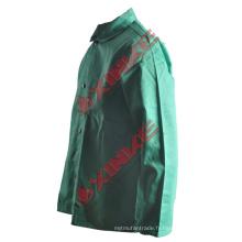 NFPA2112 vêtements de travail de protection d'arc de coton d'arc pour le soudage de sécurité d'arc