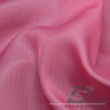 Resistente al agua y al aire libre ropa deportiva al aire libre chaqueta de tejido de poliéster tafetán Jacquard 100% tela de poliéster (63065)