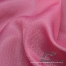 Imperméable à l'eau et à l'extérieur Vêtements de sport en plein air Veste en coton tissé en tafet Plaid Jacquard 100% Tissu en polyester (63065)