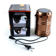 Low cost solar lantern solar camp lights