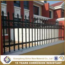 Fixable & Anti-Rust Aluminum Modern Fence Panels