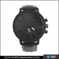 black color watch for men, japanese quartz WATCH battery SR626SW