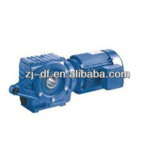 DOFINE best quality right angle bevel gear reducer