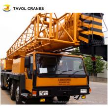 110 toneladas de caminhão com guindaste