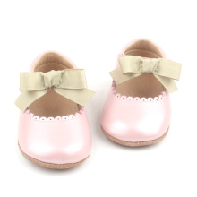 Indywidualność America Style Crib Shoes Adorable Dress Shoes