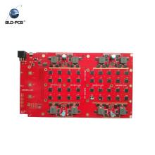 placa de circuito impresso da produção em massa do PWB