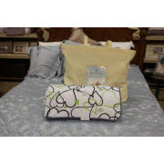 Cotton Shell Printing Summer Duvet Insert With Microfiber F