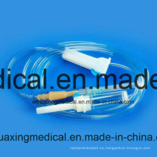 China Medical Supply of Infusionable Infusion Set and Syringe