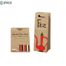 Hot Selling Kraft Paper Restaurant Food Packaging Bags