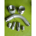 """Stainless Steel 1/8"""" DIN2999 Socket From Pipe"""