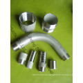 "1/8 ""acero inoxidable 304 DIN2999 150lb Pipe Fitting"