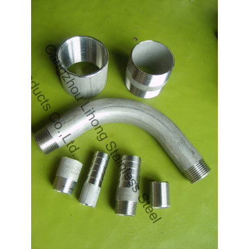 """1/2"""" Stainless Steel DIN2999 316 Socket From Casting"""