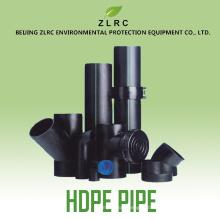 Pékin ZLRC Haute résistance à l'usure pour l'eau pe 100 Hdpe Pipe