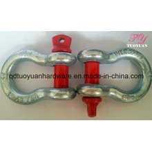 Us Type Drope Forged Shackle G209 Shackle