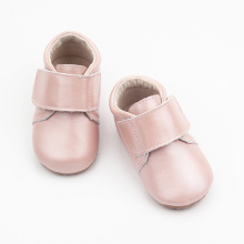 Baby Boy Oxford Läder Casual Kids Girls Shoes