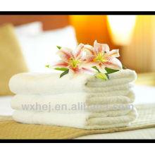 toalla impresa de la fibra de bambú de la playa para el hotel