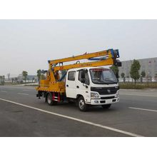 Foton aerial articulating boom lift truck for sale