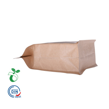 venta al por mayor de papel compostable y bolsa de plástico