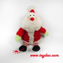 Stuffed Plush Santa Claus Doll