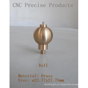 CNC Precise Produts / Lâmpada Metal Peças / Acessórios / Merchining / Die Casting