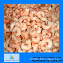 IQF frozen shrimp peeled
