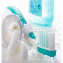 Dentifrice à haute pureté CMC de qualité