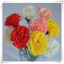 Kleine Curling Rose Simulation Blumen für Promotion